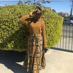 African Inspired Skirt